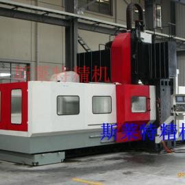 数控龙门加工中心型号 台湾铣头重切削