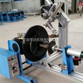西藏头尾式变位机 二保焊枪摆动器 氩弧焊送丝机视频教程