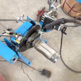 山东省 焊接 变位机 二保焊枪摆动器 氩弧焊送丝机怎么连接