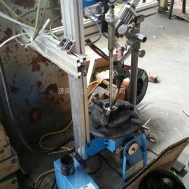 上海市 自动变位机 二保焊枪摆动器 氩弧焊机怎么装送丝机