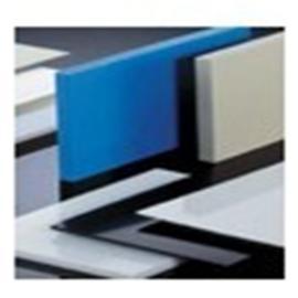 蓝色POM板 本色POM棒 厂家批发直销