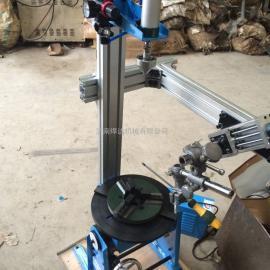 云南省 变位机价格 二保焊枪摆动器 氩弧焊机装送丝机视频