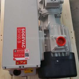 莱宝真空泵SV100B旋片泵,莱宝真空包装机SV100B