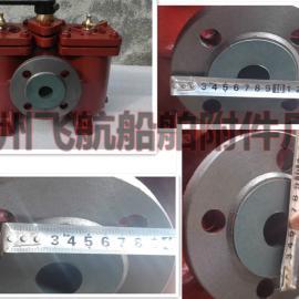 铸铁双联低压粗油滤器CB/T425-1994