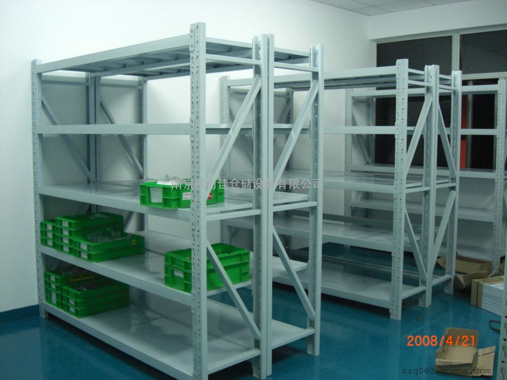 供应普通加强高承载金属轻型货架中型货架重型货架
