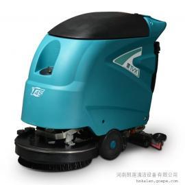 洗吸扫三和一洗地机,新型站立式洗地机