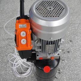 汽车尾板举升机用液压作用力单位