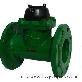 矿用高压水表(DN100 25公斤 纯机械式 法兰连接)