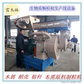 木屑颗粒设备 胶南厂家销售颗粒机 锯末稻壳颗粒成型机