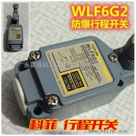 WLF6G2端子台式小型防爆限位开关