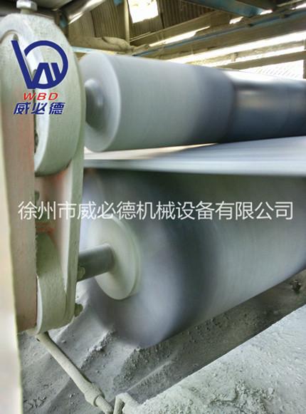 水泥厂熟料生产耐高温滚刷清扫器