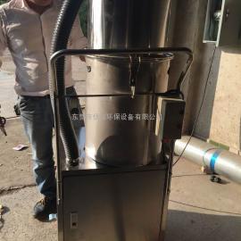 上吸式集尘机|不锈钢抽屉集尘机|上吸式不锈钢集尘器