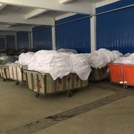 余姚化工专用方形周转箱PE滚塑方箱耐碰撞纺织桶厂家批发