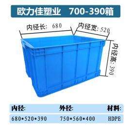 南京马鞍山塑料箱批发