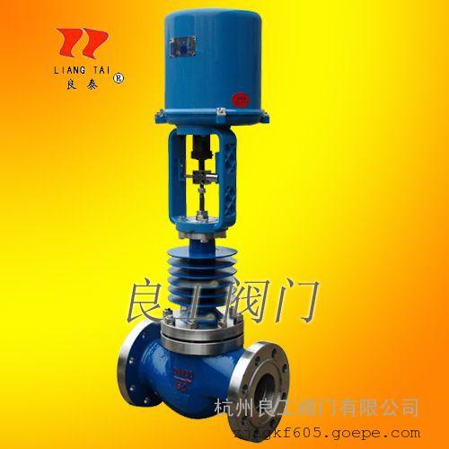 导热油锅炉ZAZME-16KW电动温度调节阀