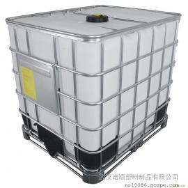 【诺顺厂家】直销塑料吨桶1吨塑料桶1000升塑胶叉车桶