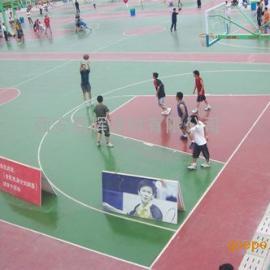 西安宝鸡兰州硅pu篮球场