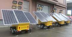带监控移动太阳能灯塔MO-850