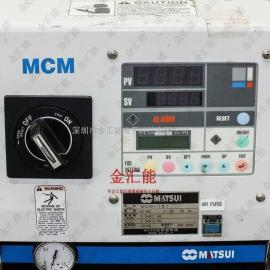 MATSUI松井MCM-151模温机 模具温度调节器维修