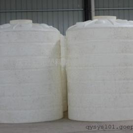 8吨耐腐蚀储罐 8立方减水剂储罐 8吨PE塑料桶