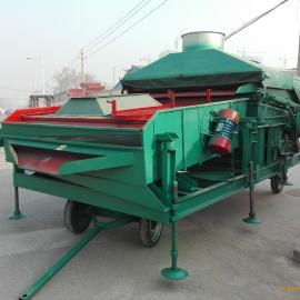 每小时35吨处理量玉米筛选机除尘环保清粮机