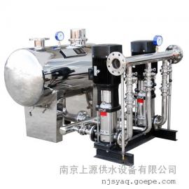无负压变频给水设备,二次加压供水设备,无负压叠压供水设备