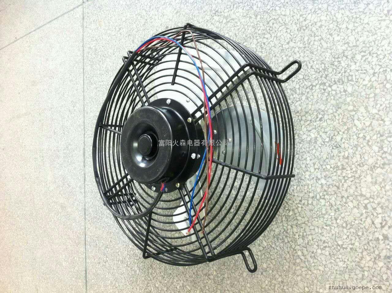 江苏冷冻式干燥机内转子电机风扇 yyf120-100/4