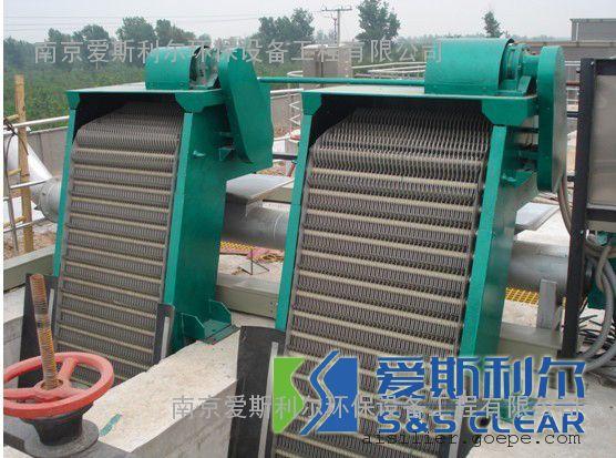 南京回转格栅除污机