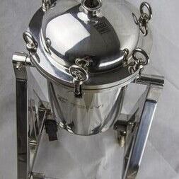 输液脱碳过滤器 眼药水脱碳钛棒过滤器 药溶剂脱碳过滤器