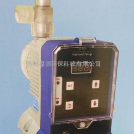 爱力浦JCMA36电磁隔膜计量泵