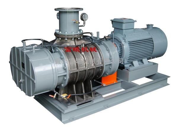 宜兴富曦机械有限公司专业制造-MVR罗茨蒸汽压缩机-蒸汽压缩机