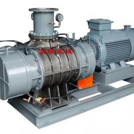 中国***宜兴富曦机械有限公司专业制造-MVR罗茨蒸汽压缩机