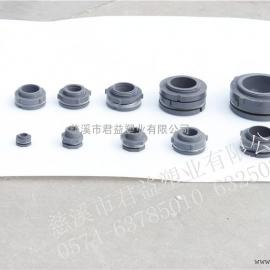DN100平插口水箱接头PVC材质,4分内丝接头批发