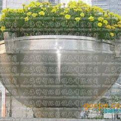 不锈钢花盆(SZHP-117)