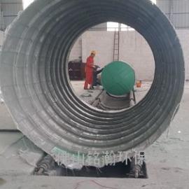 南海玻璃钢运输罐