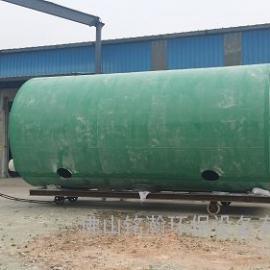 珠海玻璃钢运输罐