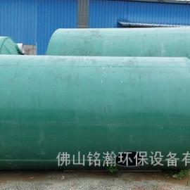 佛山玻璃钢运输罐