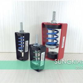 上海淞江吊式��簧�p震器|上海高端品牌淞江吊式��簧�p震器