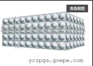 润平供应安徽304不锈钢消防水箱 2016年热销 质优价优