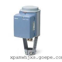 西门子电动执行器SSA系列