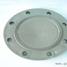 UPVC塑料管件法�m 日�� SLG�S家直�N 盲板法�m