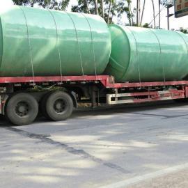 东莞玻璃钢化粪池 东莞生活污水处理设备 东莞化粪池价格