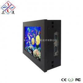 7寸超薄高清电阻触摸屏工业平板电脑