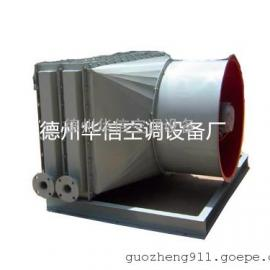 定做蒸汽烘干干燥设备用翅片管换热器 铝翅片绕管式散热器
