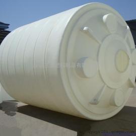 30立方塑料桶 30吨盐酸储罐 30吨PE储水桶
