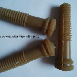 供应大型卧式脱毛机橡胶棒