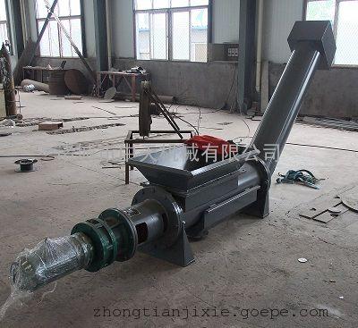 螺旋压榨输送机