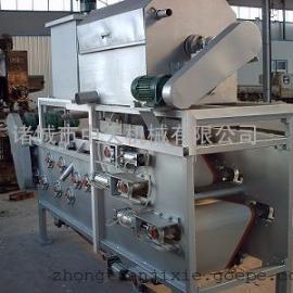带式浓缩压滤脱水一体机|污泥脱水机