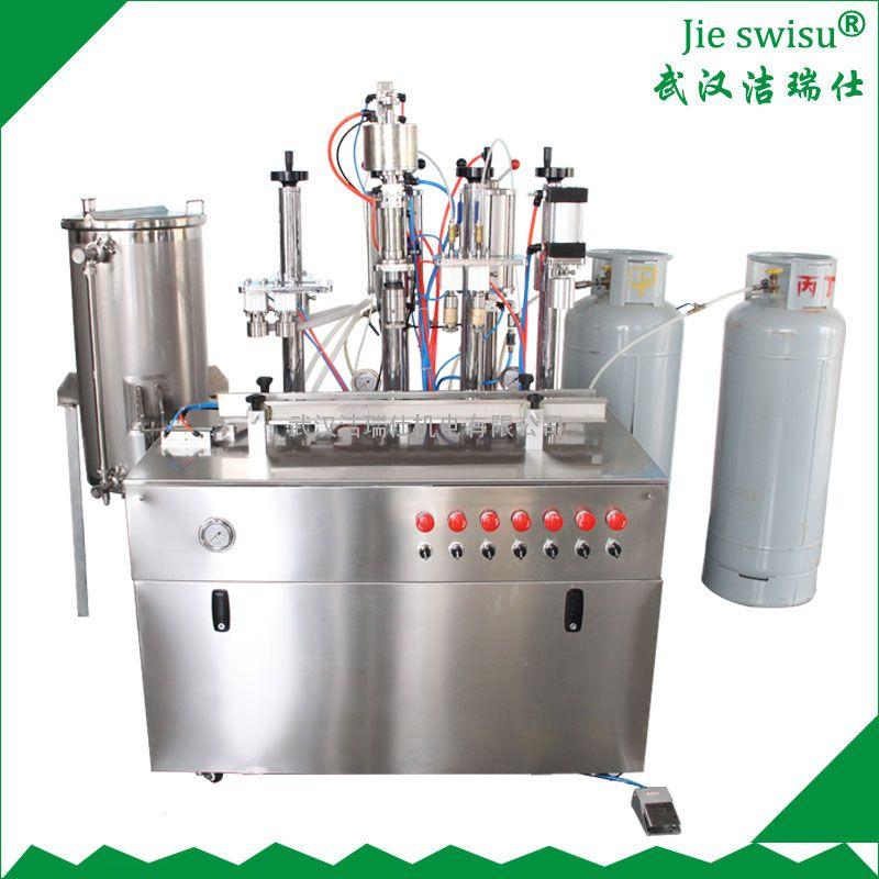 迷你型聚氨酯发泡胶灌装机