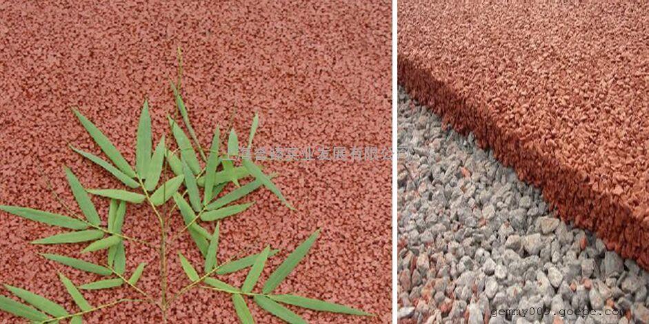台州TZ彩色路面透水地坪让利直销黄岩彩色透水混凝土批发